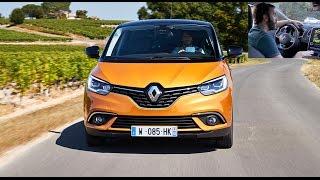 Nouveau Renault Scenic 2017 : les cinq infos essentielles (habitacle, aides à la conduite, roues...)