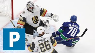 Canucks Pearson, Edler preview Game 7 vs. Vegas Golden Knights | The Province