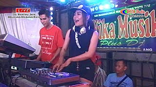 "OT WIKA MUSIK PLUS DJ "" TUNG KERIPIT "" LIVE DI RANTAU JAYA, BELITANG"