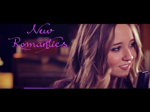New Romantics - Taylor Swift  Cover by Ali Brustofski Music Video