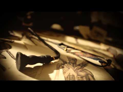 Quirk Books - The Resurrectionist Book Trailer - Mad Genius