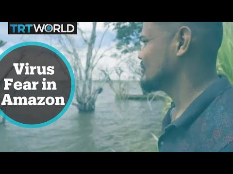Amazonian indigenous fears further impacts of the pandemic