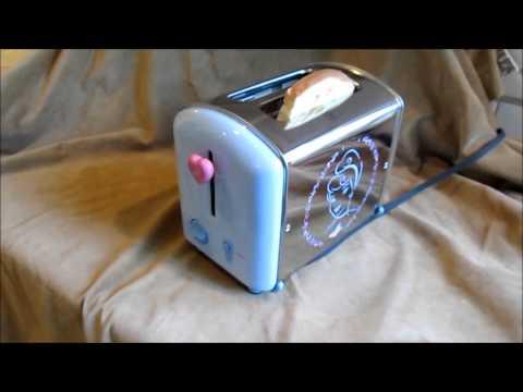 Cinderella Toaster