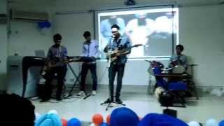 Hum rahe ya na rahe kal by the Geeks in GCS 11 farewell party