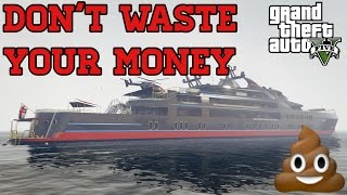 DONT WASTE YOUR MONEY ON THESE (GTA5)