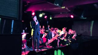 The Way You Look Tonight - Manchester University Big Band (2013)