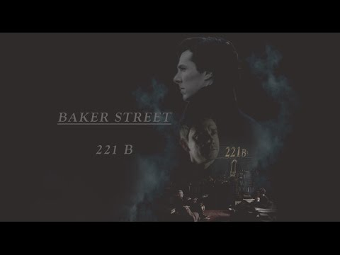 Sherlock  221B Baker Street