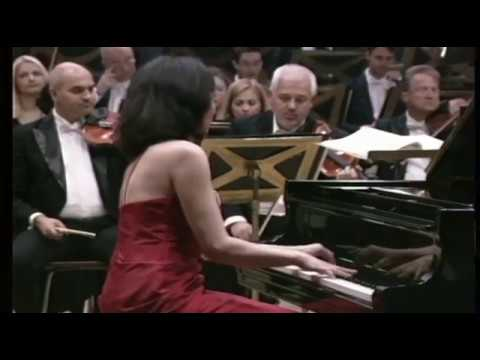 Luiza Borac, Johannes Brahms Piano concerto No. 2 in B-flat Major, Op.83