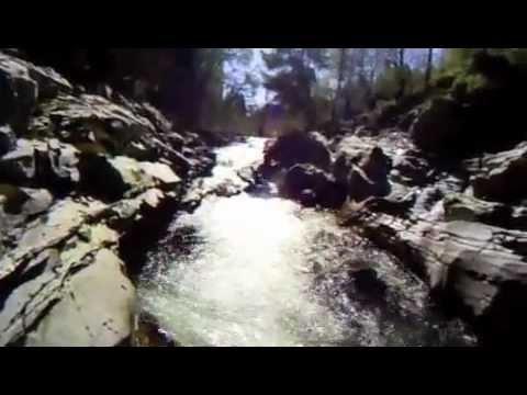 Full On Adventure Aviemore River Tubing, WW Rafting and Canyoning Video