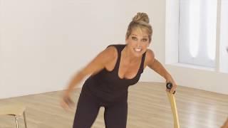 Summer Slimmer LA Barre Toning Lengthen, Strengthen & Tone Workout | LifeFit 360 | Denise Austin