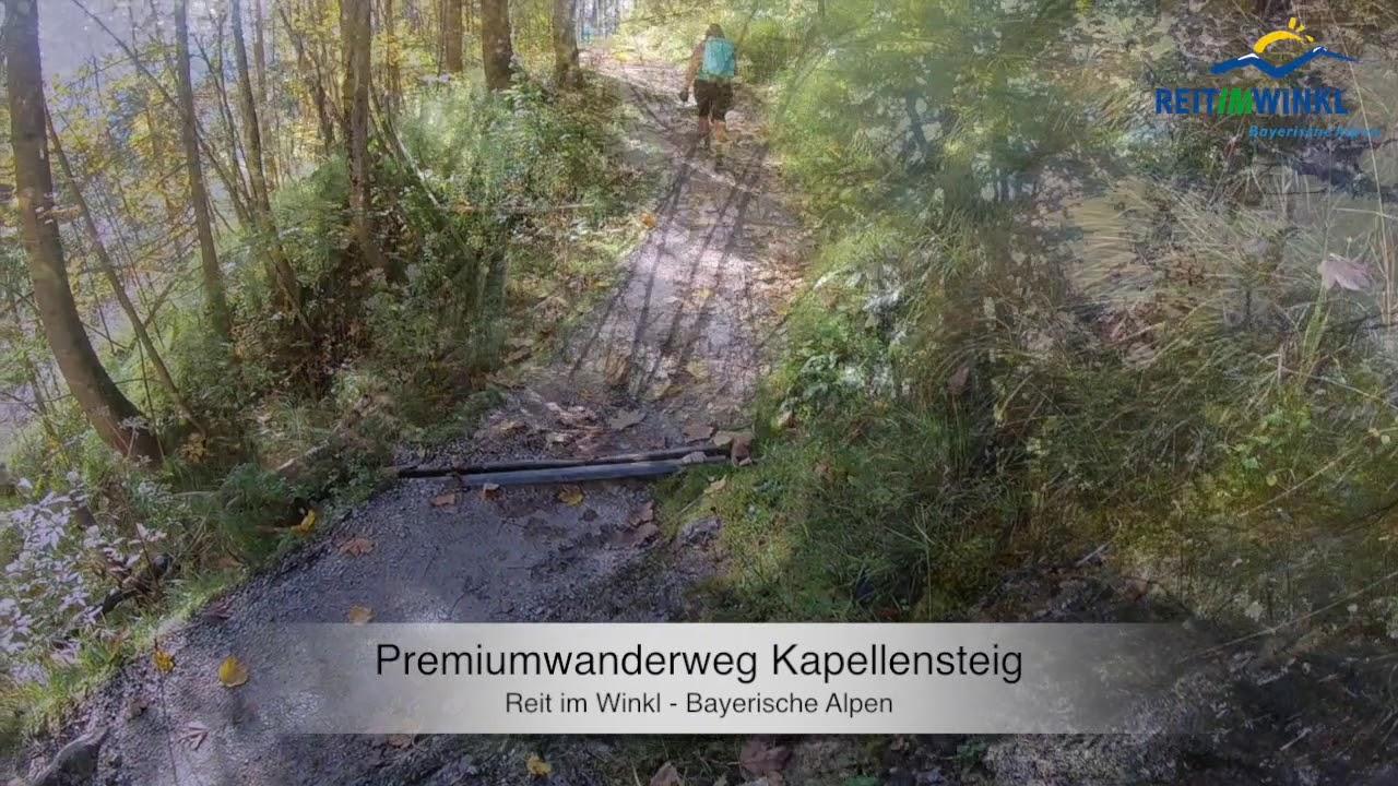 Premiumwanderweg Kapellensteig