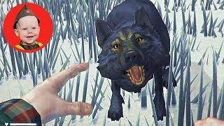 The Long Dark - Coastal Highway episode 4 (PS4). We Explore the Interior