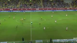 Monaco - Fenerbahçe 3-1 sampiyonlar ligi ön eleme maçı