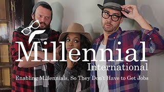 Millennial International: Sponsor a Millennial Today(Millennial International is a sponsor based program designed to help Millennials live the lives they portray on Instagram. By John Crist., 2016-10-20T07:16:23.000Z)