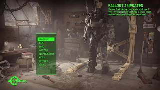 Fallout 4 ep:2 quest for X-01 power armor;  getting 3 star cores