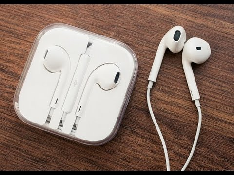 0e6c2d277cf Apple EarPods with Remote and Mic FULL HD REVIEW - YouTube