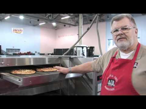 The Dough Doctor Bakes Pizza On An Avantec Oven
