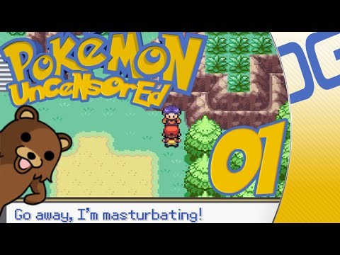 Pokemon Uncensored - The Rated R Pokemon Game - Episode 1
