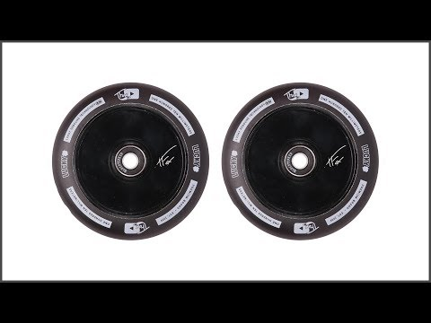 Lucky TFox Hollow Core Wheel - Black