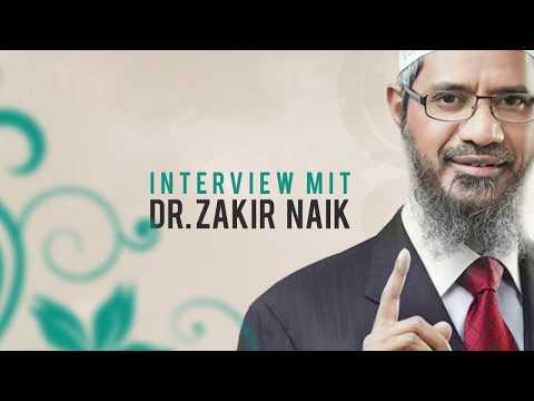 Interview mit Dr. Zakir Naik