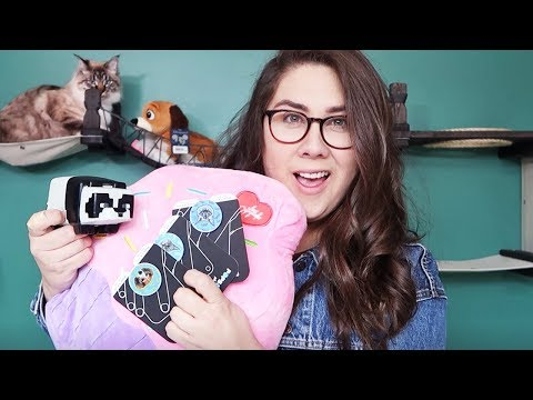Opening Presents From YouTubers! (+ an Announcement)