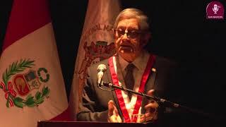 Tema:Convención Sanmarquina Educación con Calidad. Nuestra Cultura - 1ra.  Parte