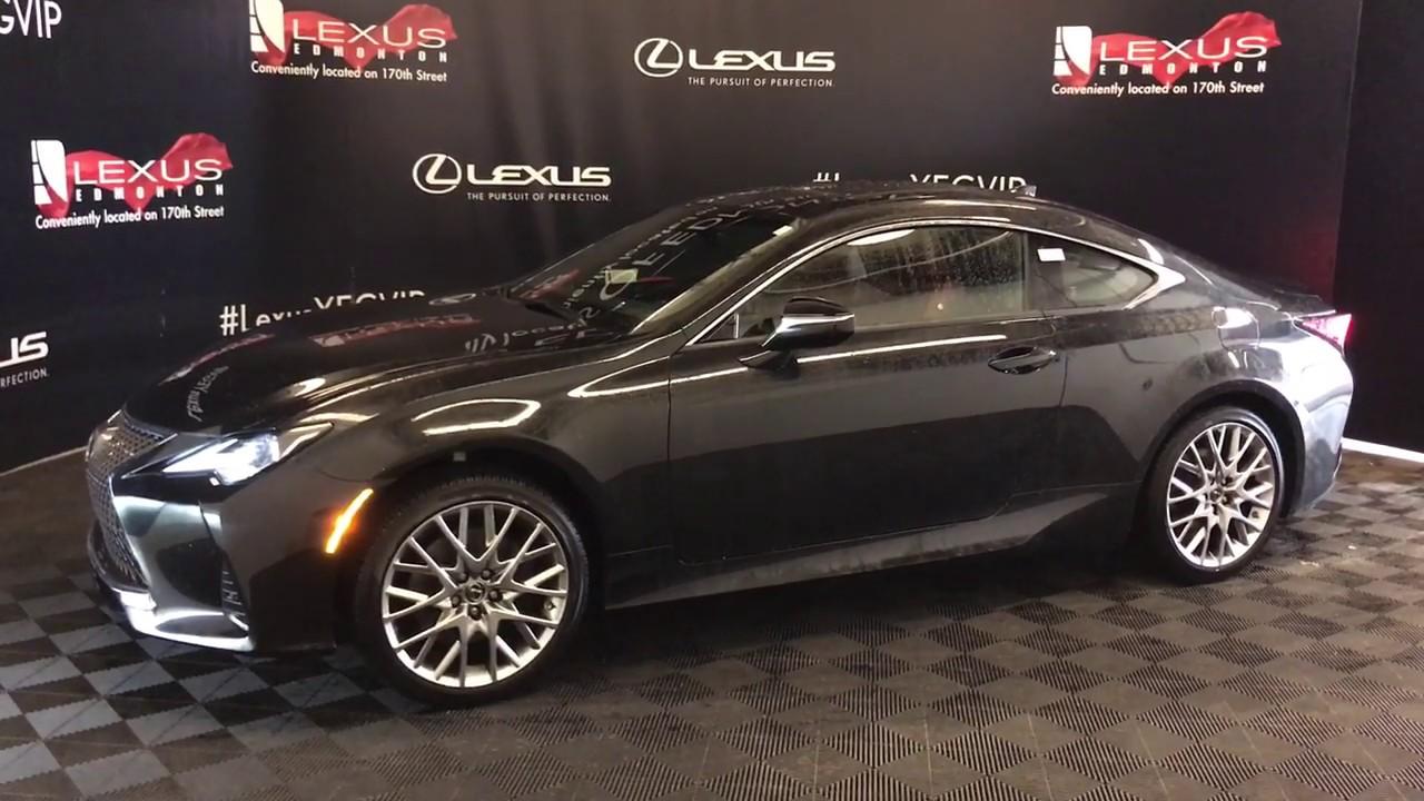 Caviar 2020 Lexus Rc 300 Premium Package P Premium Package P Review Lexus Of Edmonton New Youtube