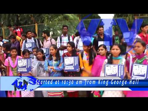 KGF Students Leaders & Friends on Rally for Rivers|| KGF VTV || KGF Short film