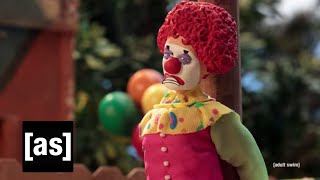 Robot Chicken Loves Clowns | Robot Chicken | adult swim