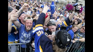 The Blues moment that Ben Frederickson will remember the most