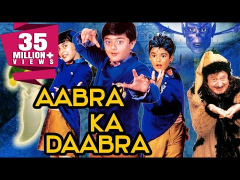 Aabra Ka Dabra (2004) Full Hindi Movie | Naveen Bawa, Hansika Motwani, Anupam Kher