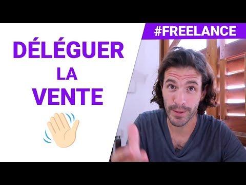 Freelance : Comment sous-traiter la partie commerciale ?
