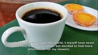 Kopi Luwak The most expensive coffee in the world