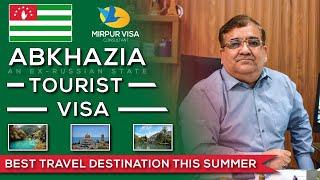 Visit\Tourist visa Abkhazia || Best Travel destination for summer || Travel to Abkhazia