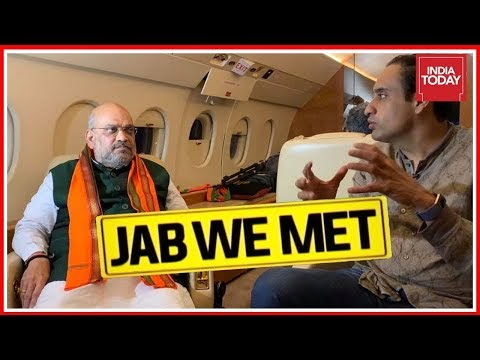 Amit Shah Exclusive Interview On BJP's Battle For Bengal   Jab We Met With Rahul Kanwal