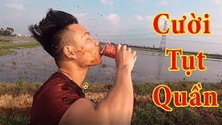 PHD | Thử Thách Vừa Chạy Vừa Ăn