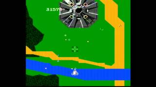 Classic Game Room - XEVIOUS for NES review