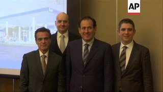 Gulf Oil, 1st foreign co. in Mexican oil market