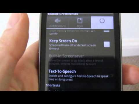 App Of The Week: Bedside - Android App Review [HD]