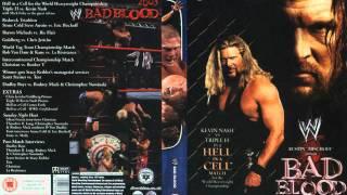 WWE Bad Blood 2003 Theme Song Full+HD