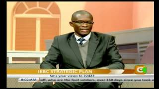 Cheche: IEBC Strategic Plan