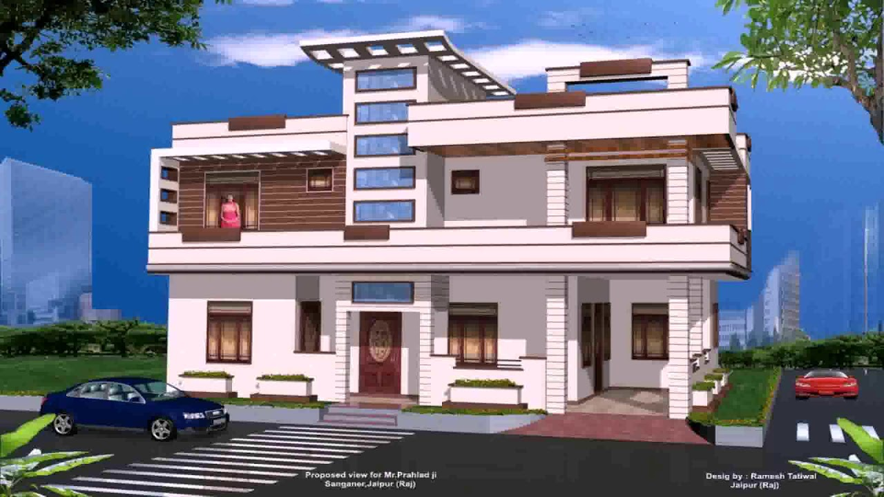 Good Front Design Of House In Jaipur Part - 4: Front Design Of House In Jaipur