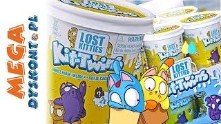 Lost Kittis Kit Twins  Rodzinka kotków  Kocie bliźniaki  E5086