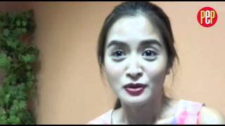 Kris Bernal doesn 39 t mind bashers picking on her weight loss Mas naging confident ako