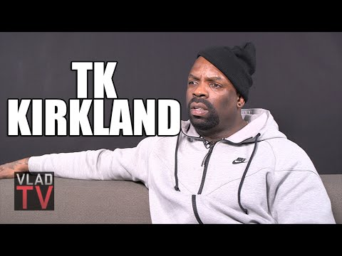 TK Kirkland Says Being Young Minded Led Him to Steal Charlie Murphy's Rolex