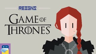 Reigns: Game of Thrones - Survive the Winter with Sansa iOS / Android / PC (by Devolver Digital)
