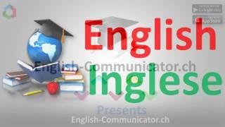 lingua inglese corso lusso scrittura Grammatica amparà English