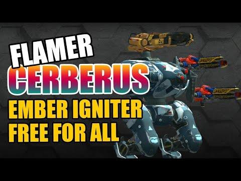 Flamer Cerberus Ember Igniter in FFA