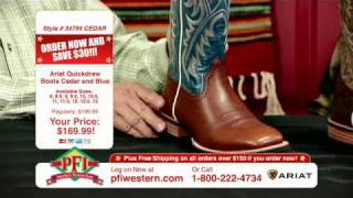 Cowboy Boots Ariat Quickdraw Western Boots