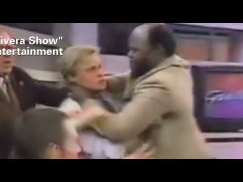 Break It Up! The Best Of On-air Brawls